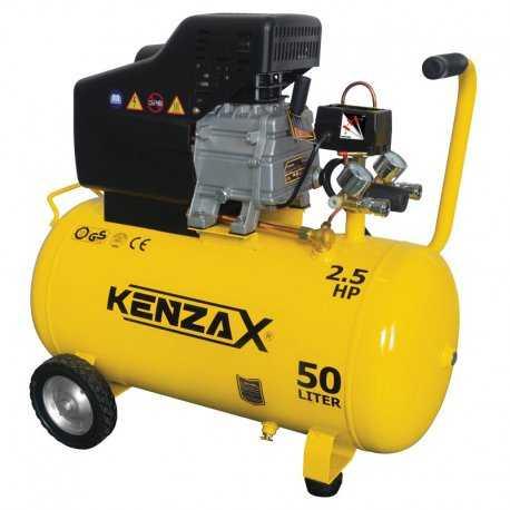 کمپرسور باد کنزاکس 50 لیتری مدل KAC-150