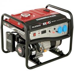 موتور برق بنزینی سنسی 2.5 کیلو وات مدل SC2500E
