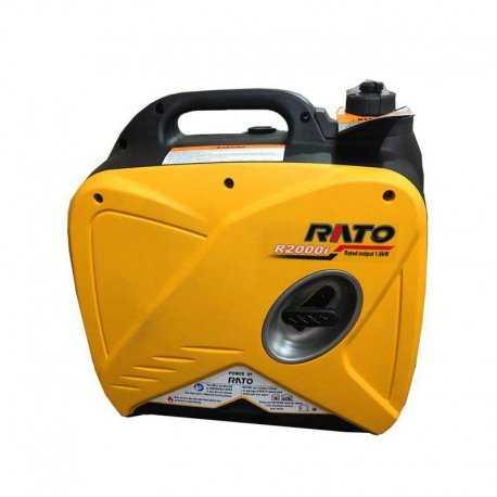 موتور برق بی صدا راتو 2 کیلو وات مدل R2000i