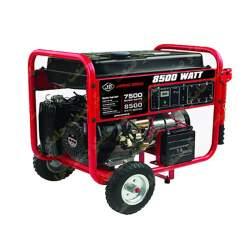موتور برق بنزینی جیانگ دانگ 8.5 کیلو وات سه فاز مدل JD8500