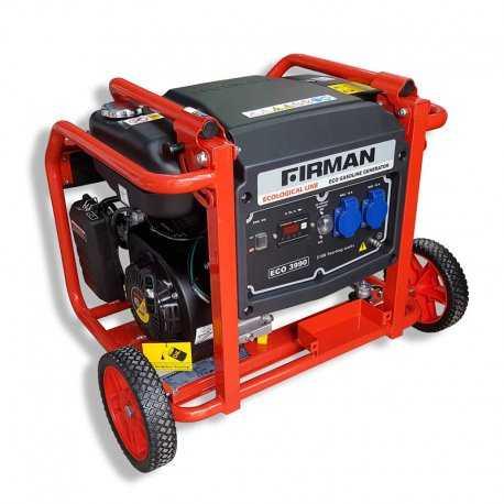 موتور برق فیرمن 3.1 کیلو وات مدل ECO 3990