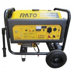 موتور برق بنزینی امرجنسی راتو 7.5 کیلو وات مدل R10500 DWHB