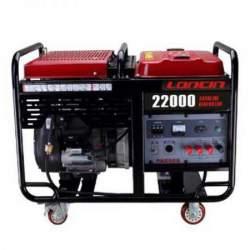 موتور برق لانسین 18 کیلو وات سه فاز استارتی LC 22000