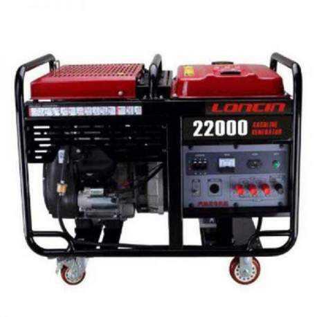 موتور برق لانسین استارتی 22000DAS