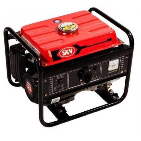 موتور برق بنزینی اس کا ان 1.1 کیلو وات مدل SKN-WM1300