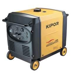 موتور برق بی صدا کیپور 6 کیلو وات مدل IG6000