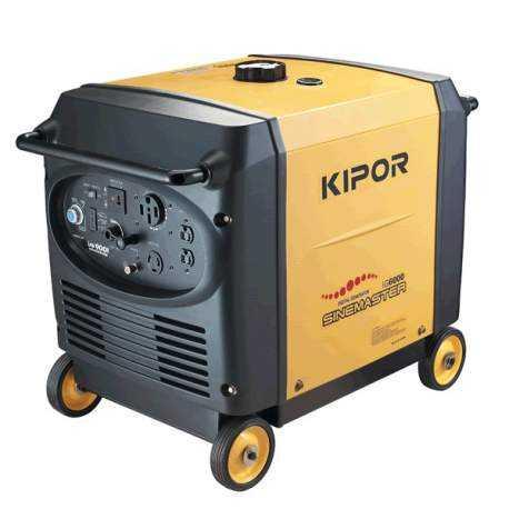 موتور برق کیپور IG6000