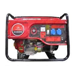 موتور برق بنزینی جیانگ دانگ 4 کیلو وات مدل JD6500 JWE2
